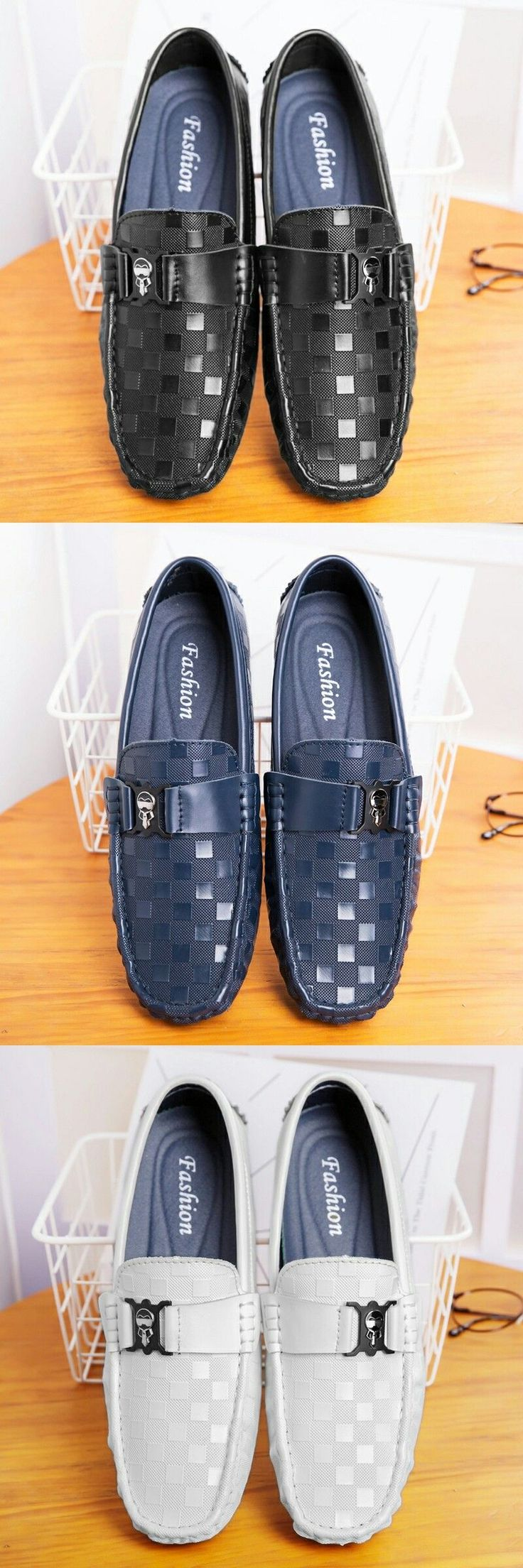 US $ Prelesty Italian Style Men Shoes Leather Casual Driving Loafer - https://sorihe.com/mensshoes/2018/03/10/us-prelesty-italian-style-men-shoes-leather-casual-driving-loafer-2/