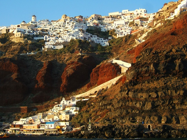 Tholos Resort hotel - Santorini Island