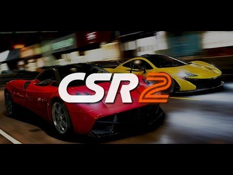 CSR RACING 2 - iOS / Android Gameplay Trailer