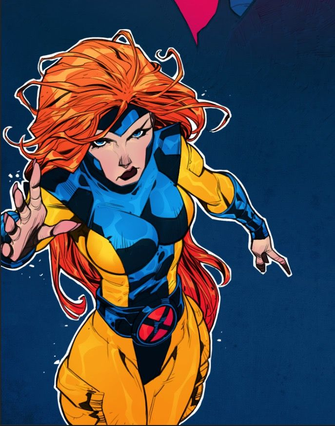 Jean Grey 90s Marvel Jean Grey Comics Girls Jean Grey Phoenix