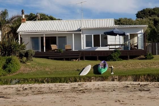 Ataahua Wainui Beach House in Wainui Beach | Bookabach | New Zealand
