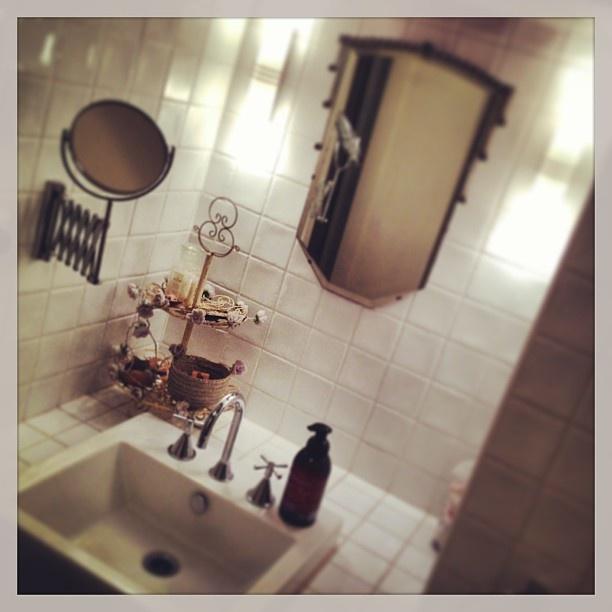 basement bathroom...