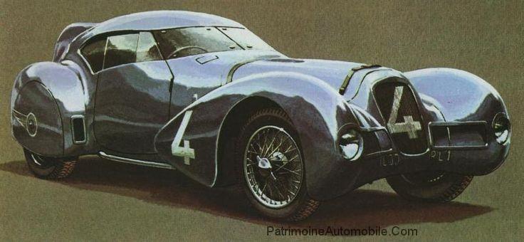 Delage V12 Labourdette Elle aurait été reconstruite une troisième fois pour courir après guerre, sans succès, et son châssis aurait servi à des essais avec un moteur Diesel.