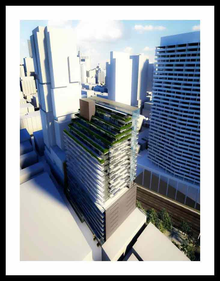 330 Richmond condos is a 5 storey building with 295 residential units. It will give new standards for luxury living. #330Richmond