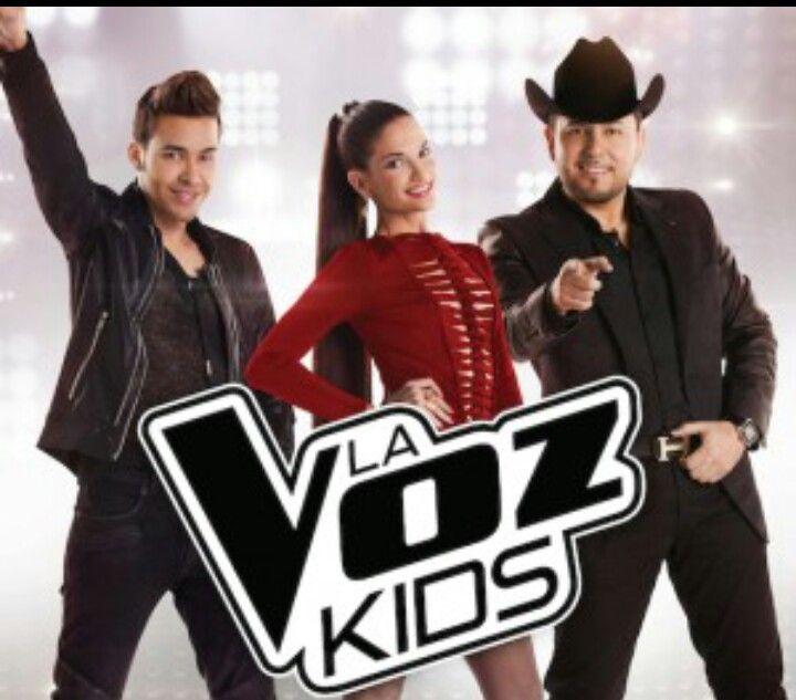 La Voz Kids..The Voice Kids 2014..Prince Royce, Natalia Jimenez & My Love Roberto Tapia :)