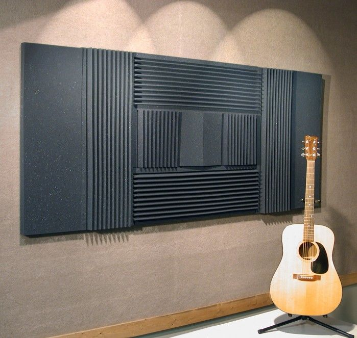 soundproofing treatment get a wide range of acoustical wall panels