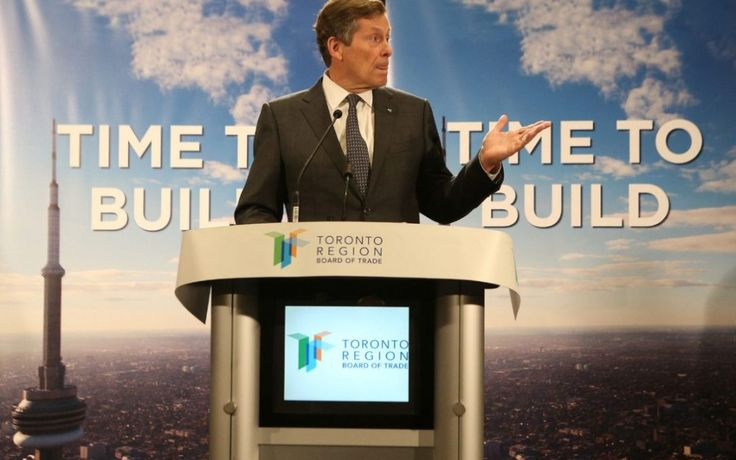 John Tory's Toll Would've Increased House Value Everywhere