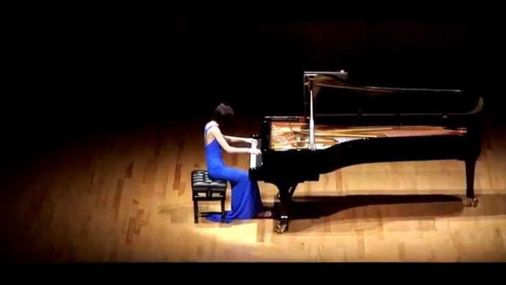 """リスト:愛の夢(Liszt """"Libestraume"""") アリス=紗良・オット Alice Sara ott"""
