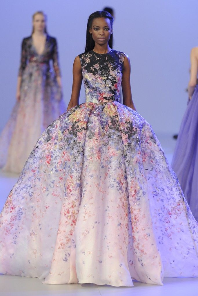 Elie Saab Couture Spring 2014 - Slideshow