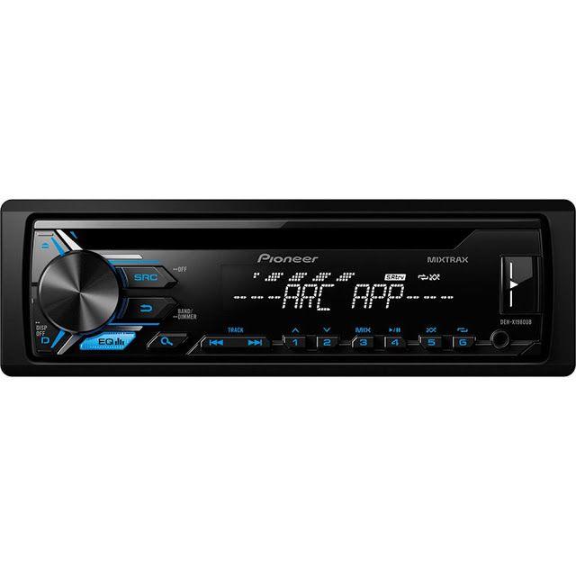 CD Player Automotivo Pioneer DEH-X1980UB USB AUX Interface Smartphone Mixtrax << R$ 16990 em 8 vezes >>
