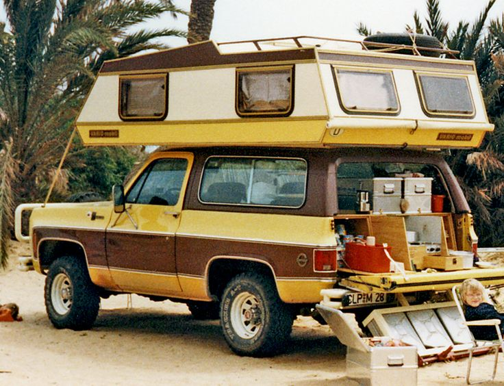 147 Best Images About Truck Campers On Pinterest Chevy