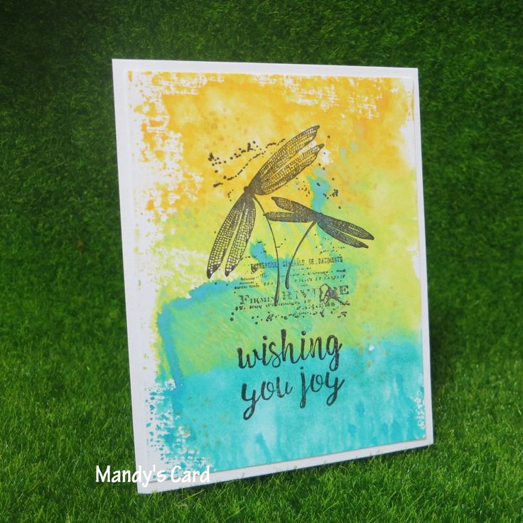 Let your wishes Fly (JULY2016), Unity Stamp.