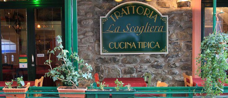 Cinque Terre ristorante trattoria pizzeria pesce fresco