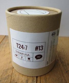 T24:7 #13 Syrakusa www.teadventskalendern.se