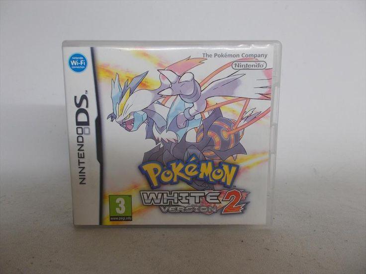 pokemon white version 2 ds | Preloved | pokemon white 2 version - nintendo ds game for sale in Old ...