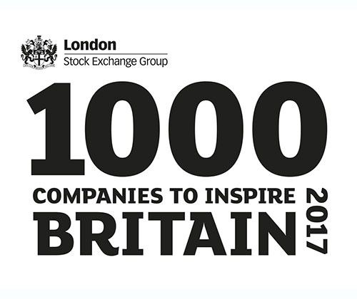 Laptop Outlet in LSE Group's '1000 Companies to Inspire Britain' report 2017