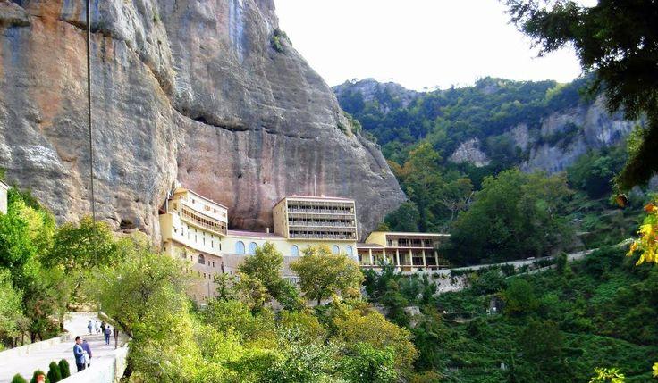 +Cave of the Lakes, Kastria, Greece | Kalavryta, Greece