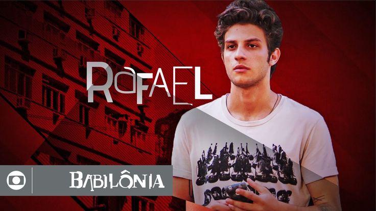 Babilônia: Rafael tem duas mães na novela das nove da Globo