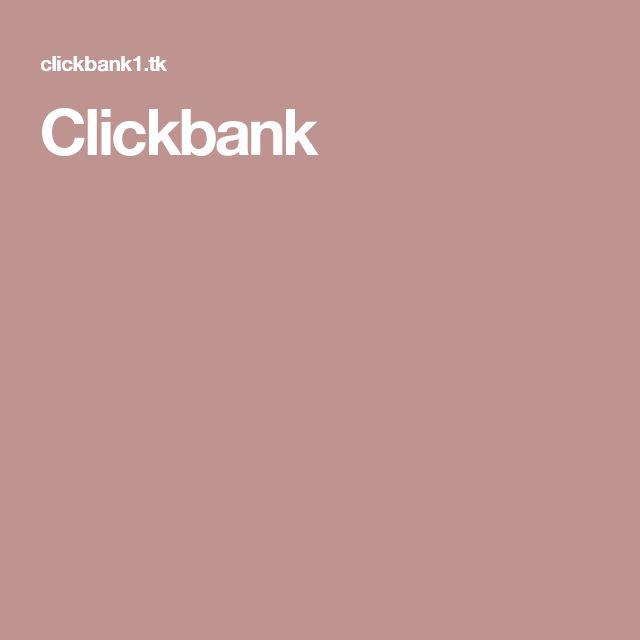 Сlickbank