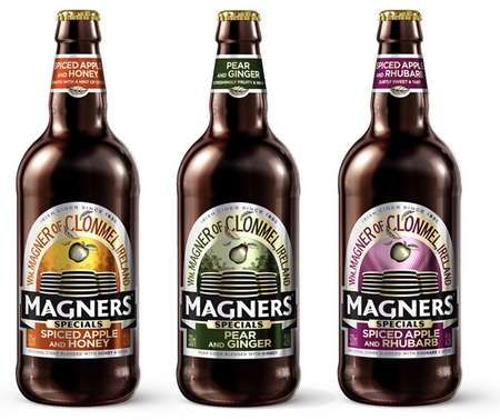 Magners Cider is the First Alcohol to be Sold on Facebook #cider trendhunter.com