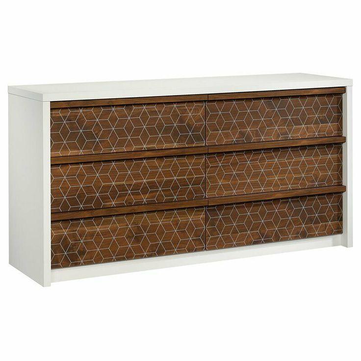 Best Details About Sauder Harvey Park 6 Drawer Double Dresser 640 x 480