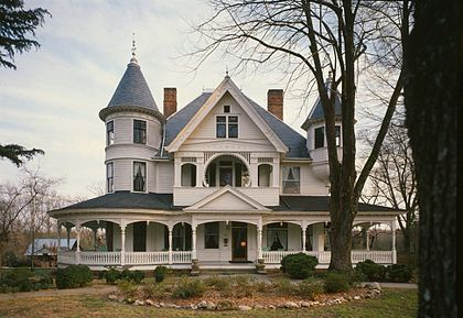 193 Best George Franklin Barber Architect Images On Pinterest Victorian Houses Victorian