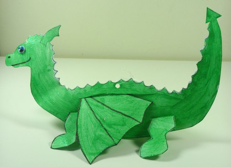 17 best images about july august preschool summer school for Dragon crafts pinterest