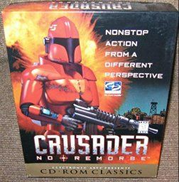 Amazon.com: Crusader: No Remorse: Video Games