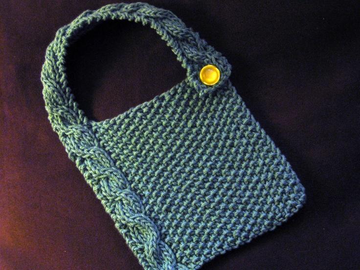 Google Knitting Patterns : knit bib pattern - Google Search crochet & knitting Pinterest
