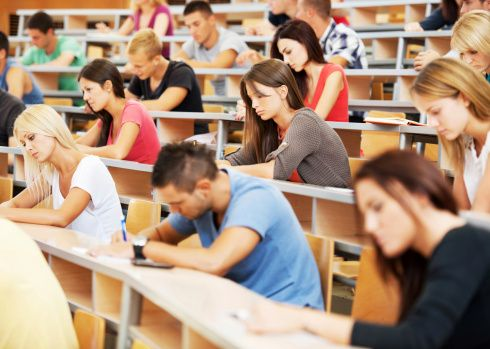 pass tests in college