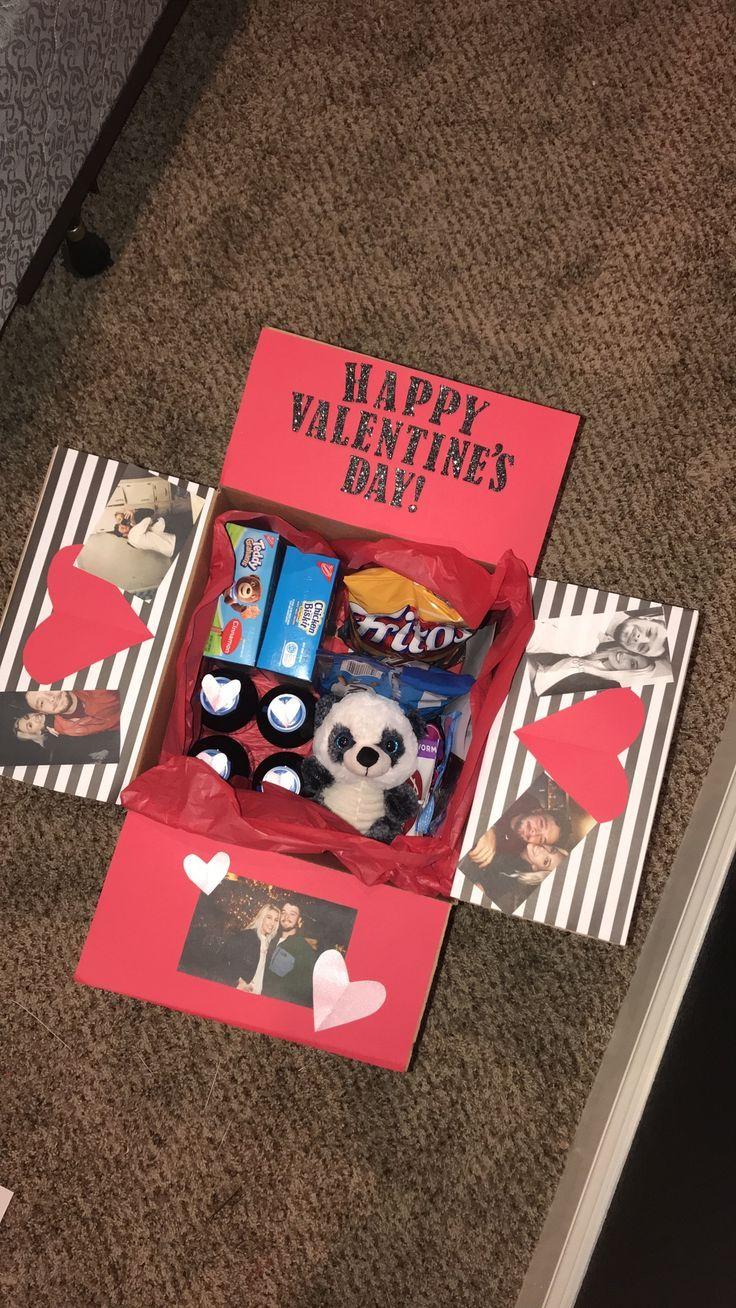 Valentines Geschenk für Freund / Freundin !!! Super süß und super einfach !!