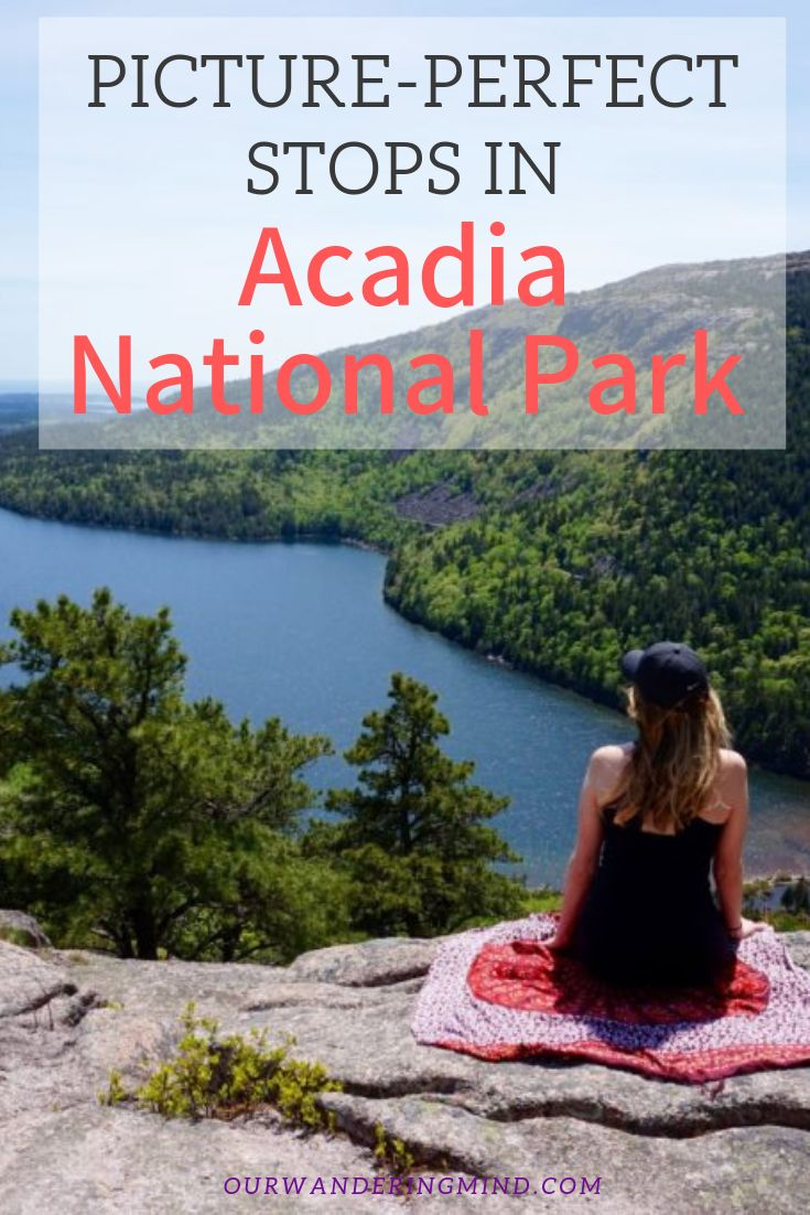 Picture- Perfect Stops in Acadia National Park, Maine