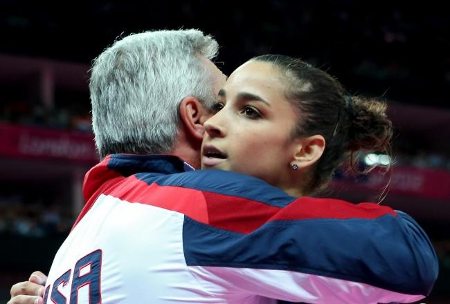 Aly Raisman Beam: Coach's Protest Ensures Women's Gymnastics Team Wins Medal:    There have been plenty of questions regarding the impact of coaches in certain sports at the Olympics, but on Tuesday there was one who single-handedly saved his athlete from losing out on a medal.    Aly Raisman, captain of the U.S. women's gymnastics team and a big part of the team's win in the all-around event, had just registered a 14.966 on the balance beam, which was only good enough for a fourth-place...