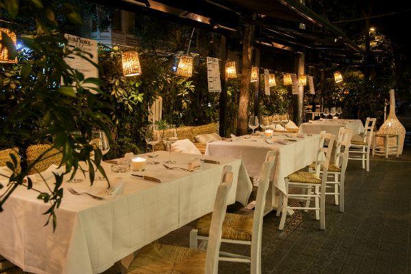 Restaurante Italiano La Casa Bianca