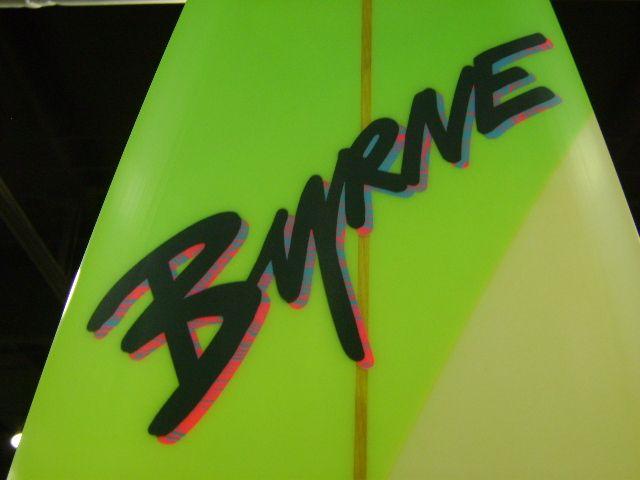BYRNE SURFBOARDS