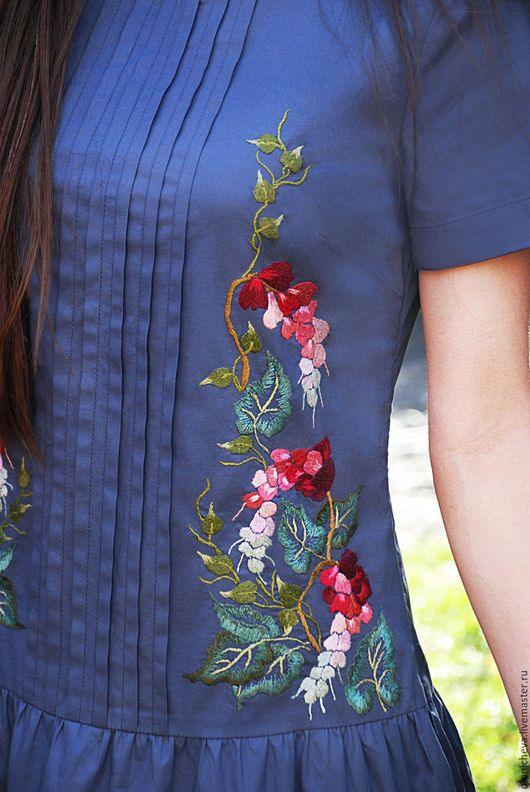 Best d flowers embroidery images on pinterest