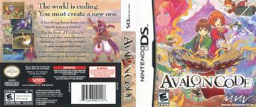 Avalon Code (DS) - The Cover Project