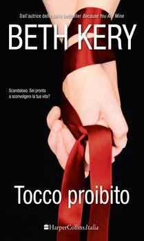 È un'ottima e sensuale, emozione romantica da leggere con il fiato sospeso, tra erotismo e colpi di scena. http://pupottina.blogspot.it/2016/07/tocco-proibito-di-beth-kery.html