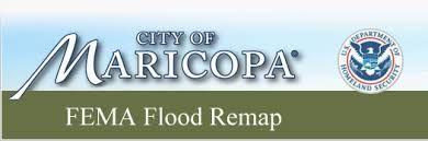 Flood Plain Map Updates to Maricopa (Pinal County) Arizona Flood Insurance