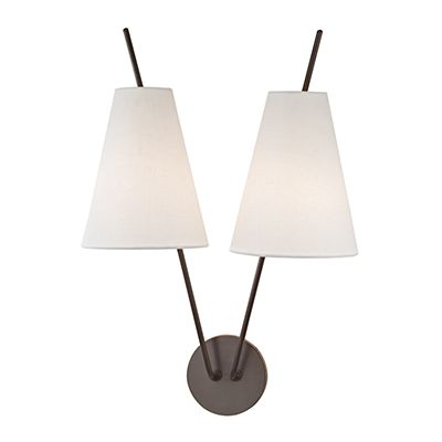 Milan Wall Sconce by Hudson Valley Lighting