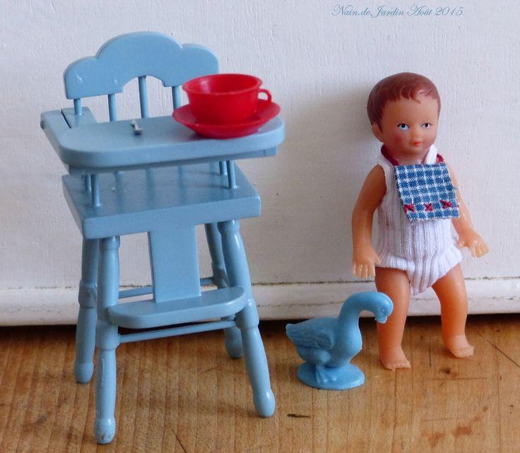 Les 527 meilleures images propos de poup e et baigneur 10 cm sur pinterest bo te couture - Petit nain de jardin toulouse ...