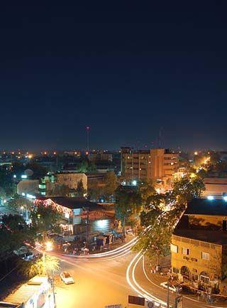 Capital of Niger   Niamey, Niger