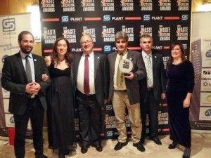 Σημαντική διάκριση πέτυχε η Σαντορίνη στον τομέα της Ανακύκλωσης καθώς στην τελετή Waste & Recycling Awards 2015 απέσπασε το αργυρό βραβείο στην κατηγορία Recycling για το πρόγραμμα Ανακύκλωσης…