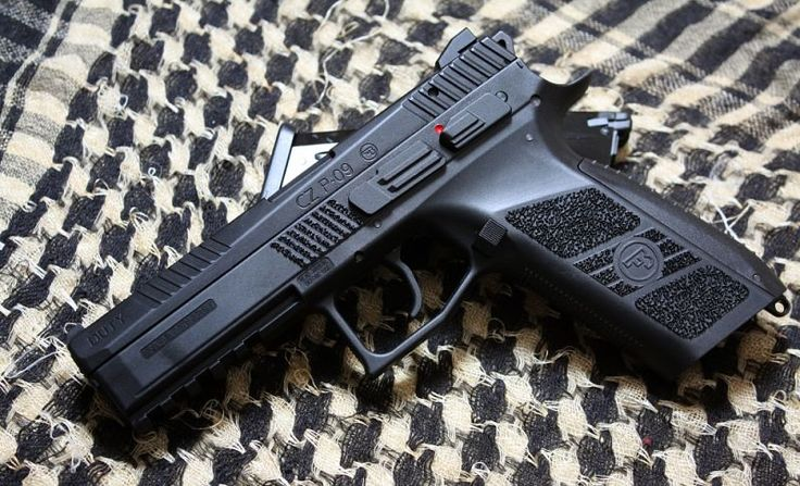 ASG/KJW CZ P-09 Duty Review Find our speedloader now!  http://www.amazon.com/shops/raeind