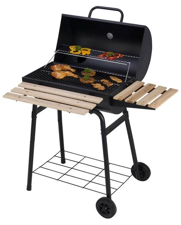 Barbecue-Grill Smoker
