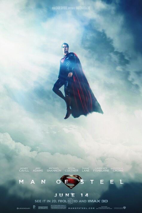 Man of steel best movie ever