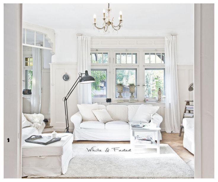 504 best Living room images on Pinterest Live, Living room ideas - all white living room