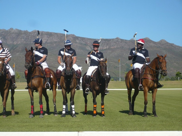 Polo and Glamour- Val de Vie