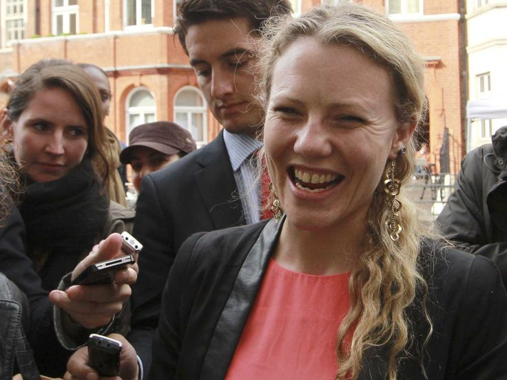 Meet Sarah Harrison, The Wikileaks Representative Traveling With Edward Snowden