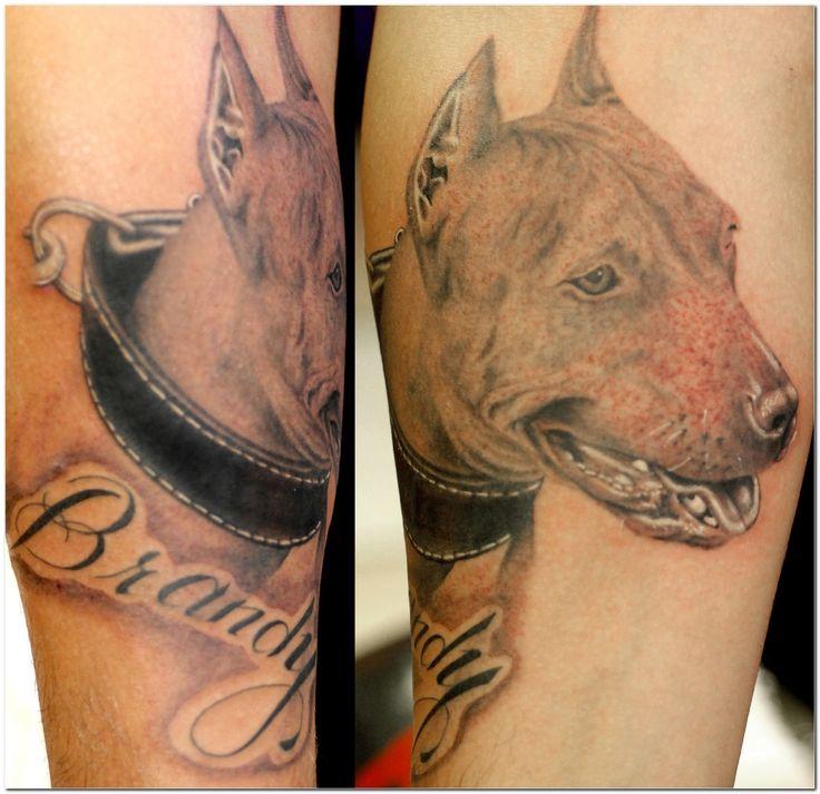 27 best dog dog portrait tattoo 39 s images on pinterest dog portraits dog tattoos and tattoo. Black Bedroom Furniture Sets. Home Design Ideas
